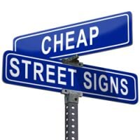 Read Signs On The Cheap Reviews