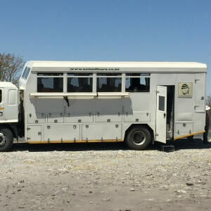 African Overland Tours 4 star review on 6th April 2020