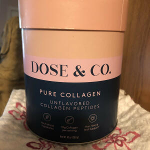 Dose & Co. 5 star review on 29th July 2021