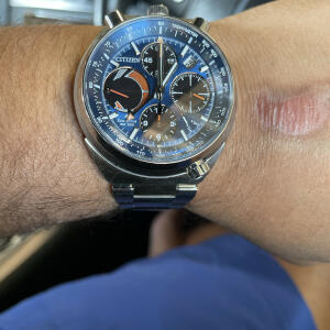 CreationWatches.com 5 star review on 28th August 2021