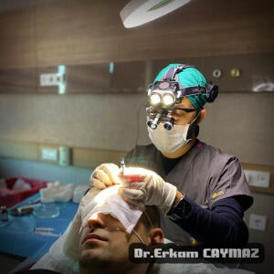 Hair Upload Clinic - Hair Transplant Turkey Istanbul Reviews Best Cost | Sapphire FUE DHI & Dr.Erkam 5 star review on 6th March 2021