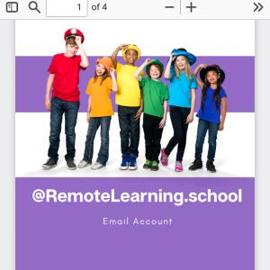 RemoteLearning.school 5 star review on 9th April 2021