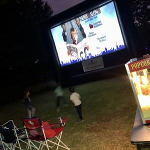 Premiere Outdoor Movies 5 star review on 15th December 2019