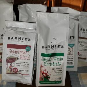Barnie's Coffee & Tea Co. 5 star review on 3rd December 2020