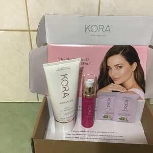 KORA Organics 5 star review on 18th November 2020