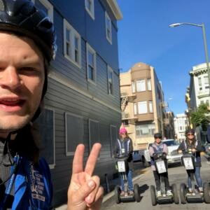 San Francisco Electric Tour Co Segway Tours and Events  5 star review on 29th November 2018
