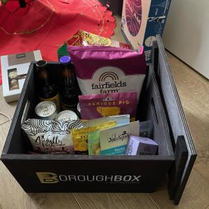BoroughBox 5 star review on 4th January 2021