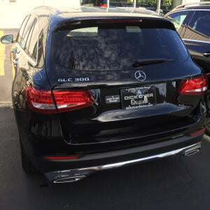 Dick Dyer Mercedes-Benz 5 star review on 12th December 2019
