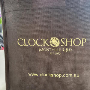 Clock Shop 5 star review on 30th March 2021