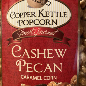Copper Kettle Popcorn 5 star review on 15th October 2020
