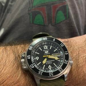 CreationWatches.com 5 star review on 6th July 2021
