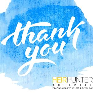 Heir Hunters Australia 5 star review on 24th March 2020