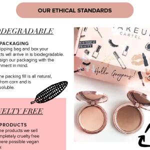 esmi Skin Minerals 4 star review on 28th September 2020
