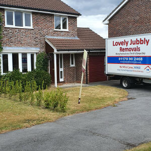 Lovely Jubbly Removals 5 star review on 12th June 2020