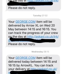Arrowxl 1 star review on 23rd May 2020