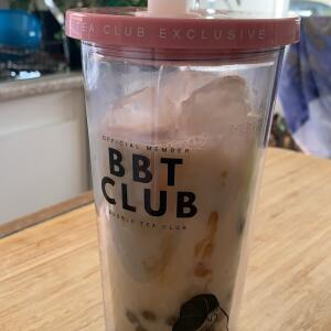 Bubble Tea Club 5 star review on 14th January 2021