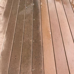 Corte Clean Composite Deck Cleaner 5 star review on 24th June 2019