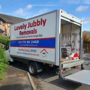 Lovely Jubbly Removals 5 star review on 24th September 2020