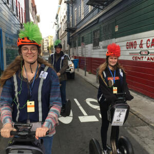 San Francisco Electric Tour Co Segway Tours and Events  5 star review on 12th March 2020