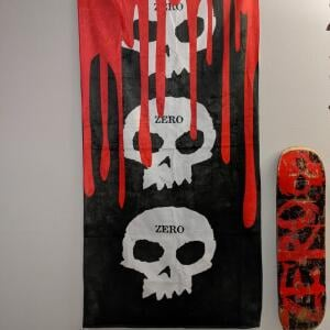 Zero Skateboards 5 star review on 16th October 2020