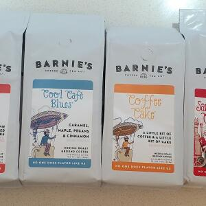 Barnie's Coffee & Tea Co. 5 star review on 11th April 2021
