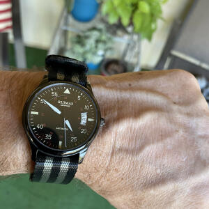 Barton Watch Bands 5 star review on 21st September 2021