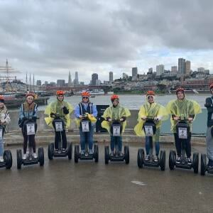San Francisco Electric Tour Co Segway Tours and Events  5 star review on 8th February 2019