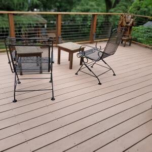 Corte Clean Composite Deck Cleaner 5 star review on 19th August 2021