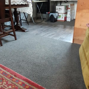 Harrisons Carpet & Flooring 5 star review on 18th January 2021