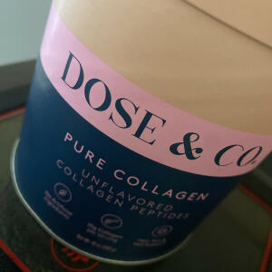 Dose & Co. 5 star review on 23rd January 2021