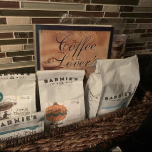 Barnie's Coffee & Tea Co. 5 star review on 1st June 2021