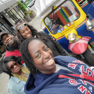 Lucky Tuk Tuk Tours & Beer Crawls San Francisco 5 star review on 10th March 2020