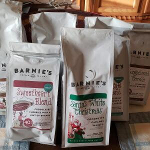 Barnie's Coffee & Tea Co. 5 star review on 7th March 2021