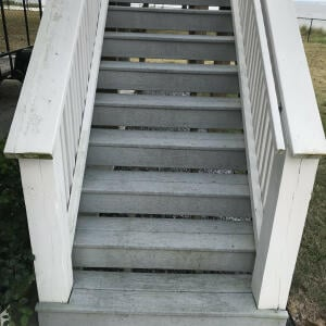 Corte Clean Composite Deck Cleaner 5 star review on 1st July 2020