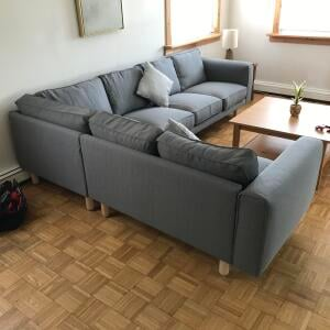Comfort Works 5 star review on 15th June 2021