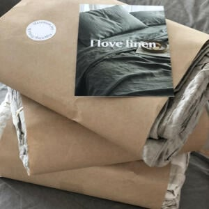 I Love Linen 5 star review on 12th January 2021