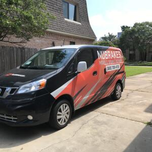 NuBrakes Mobile Brake Repair 5 star review on 6th August 2020