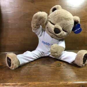 Meddy Teddy 5 star review on 30th November 2020