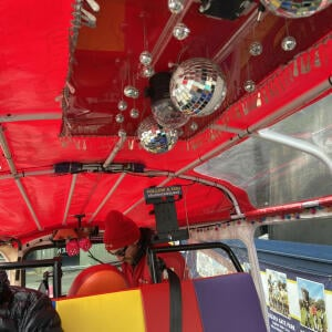 Lucky Tuk Tuk Tours & Beer Crawls San Francisco 5 star review on 18th January 2020