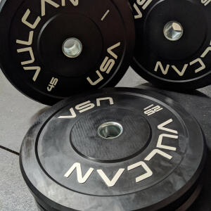 Vulcan Strength Training Systems 5 star review on 18th July 2020