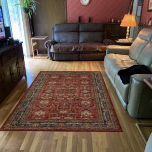 Incredible Rugs and Decor 5 star review on 22nd June 2021