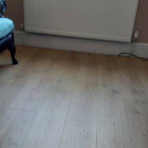 Discount Flooring Depot 5 star review on 15th September 2020