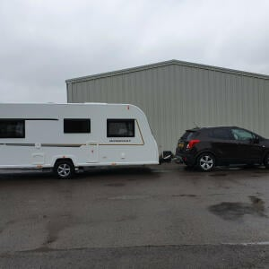 Swindon Caravans Group 5 star review on 29th May 2019