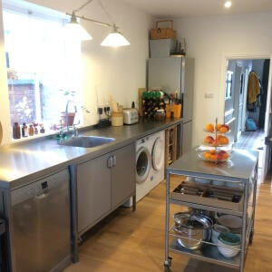 Professional Kitchens 4 star review on 30th October 2018
