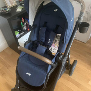 Little angels prams  5 star review on 2nd June 2020