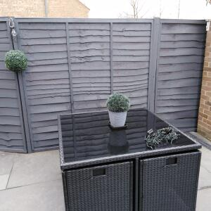 GardenFurnitureCovers.com 5 star review on 24th March 2021