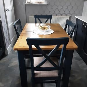 Chiltern Oak Furniture 5 star review on 8th May 2021