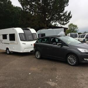 Swindon Caravans Group 5 star review on 16th October 2019