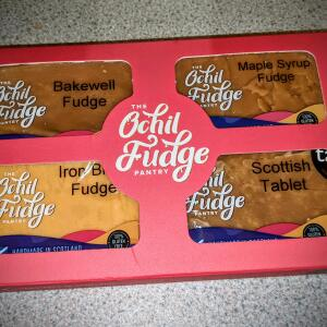 The Ochil Fudge Pantry 5 star review on 19th November 2020