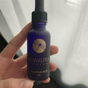 Bravura Cosmeceuticals Ltd 5 star review on 23rd February 2020